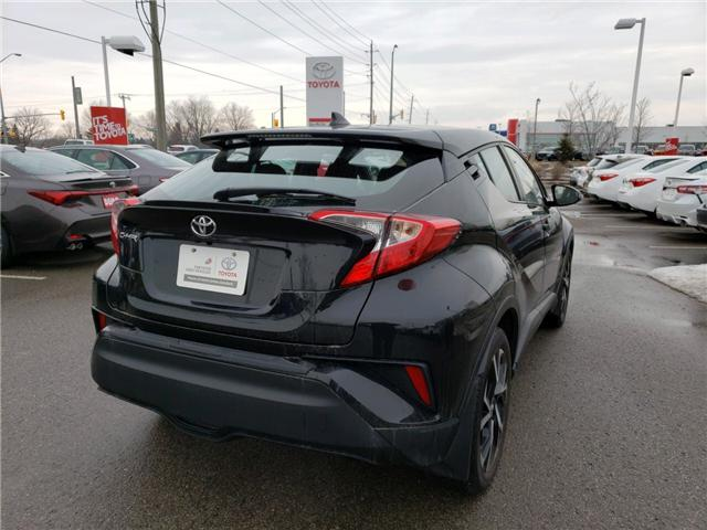 2018 Toyota C-HR XLE (Stk: P1684) in Whitchurch-Stouffville - Image 3 of 5