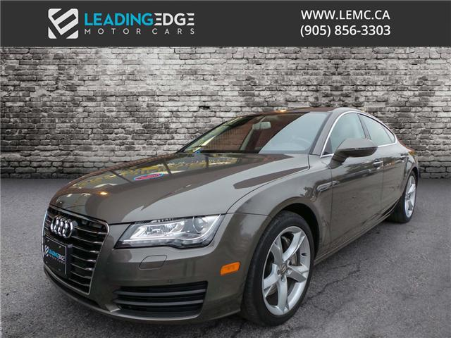 2012 Audi A7 Premium Plus (Stk: 10193) in Woodbridge - Image 1 of 19