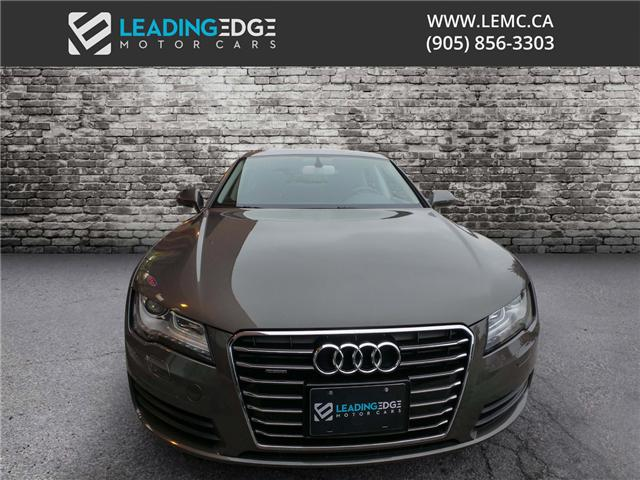 2012 Audi A7 Premium Plus (Stk: 10193) in Woodbridge - Image 2 of 19