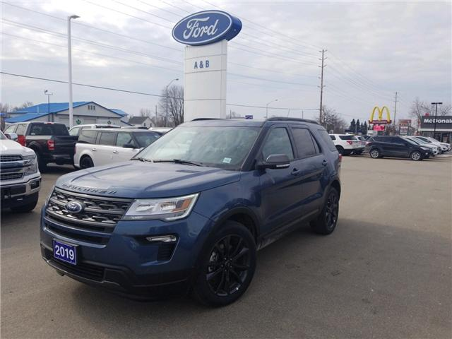 2019 Ford Explorer XLT (Stk: 1916) in Perth - Image 1 of 14