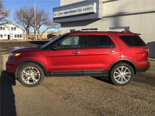 2013 Ford Explorer Limited (Stk: 201536) in Brooks - Image 4 of 22