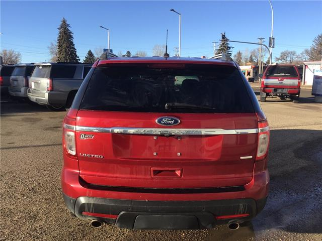 2013 Ford Explorer Limited (Stk: 201536) in Brooks - Image 6 of 22