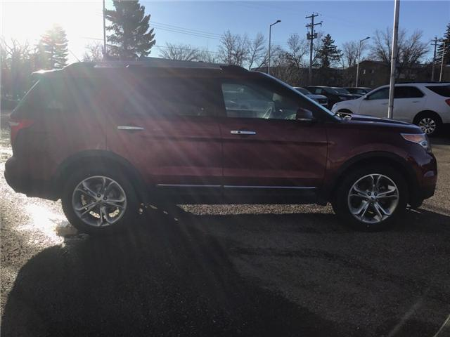 2013 Ford Explorer Limited (Stk: 201536) in Brooks - Image 8 of 22