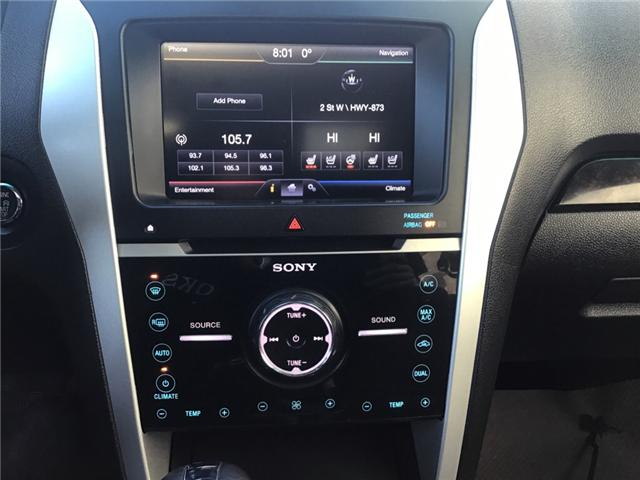 2013 Ford Explorer Limited (Stk: 201536) in Brooks - Image 10 of 22