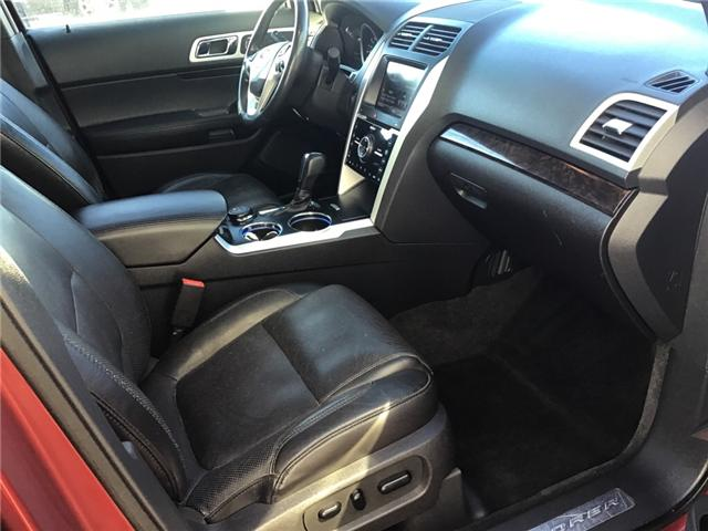 2013 Ford Explorer Limited (Stk: 201536) in Brooks - Image 14 of 22