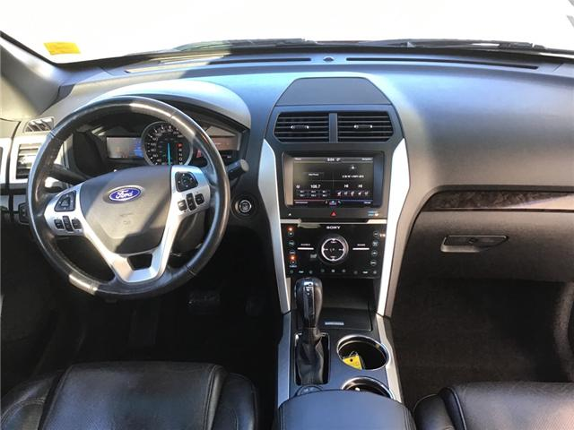 2013 Ford Explorer Limited (Stk: 201536) in Brooks - Image 16 of 22