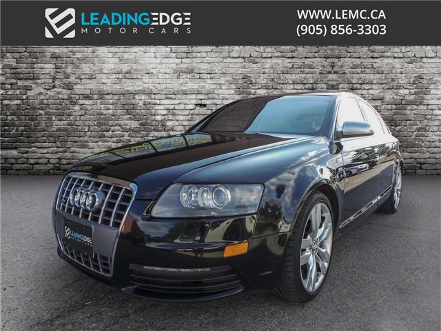 2008 Audi S6 5.2 (Stk: 11510) in Woodbridge - Image 1 of 18