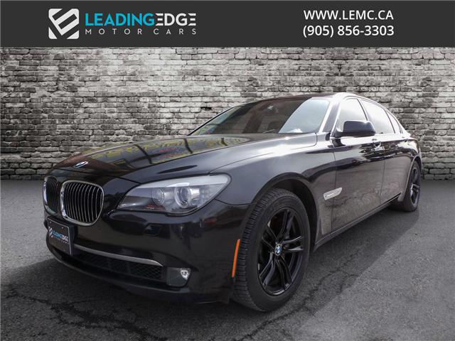 2011 BMW 750 Li xDrive (Stk: 10680) in Woodbridge - Image 1 of 19