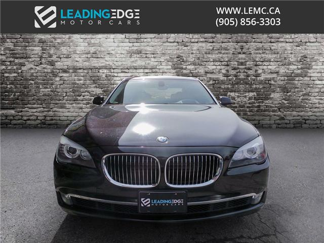 2011 BMW 750 Li xDrive (Stk: 10680) in Woodbridge - Image 2 of 19