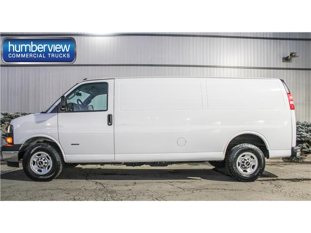 2018 GMC Savana 3500 (Stk: CTDR2575 *NO GLASS* (H)) in Mississauga - Image 1 of 18