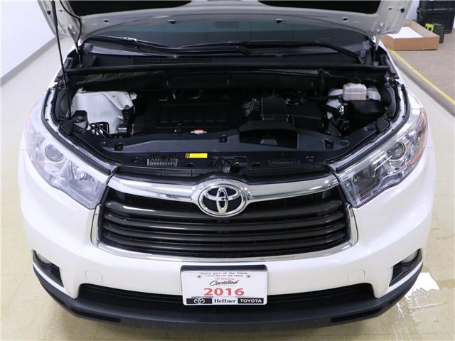 2016 Toyota Highlander Limited (Stk: 195094) in Kitchener - Image 27 of 30