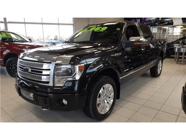 2013 Ford F-150 Platinum (Stk: 18-6431) in Kanata - Image 1 of 15