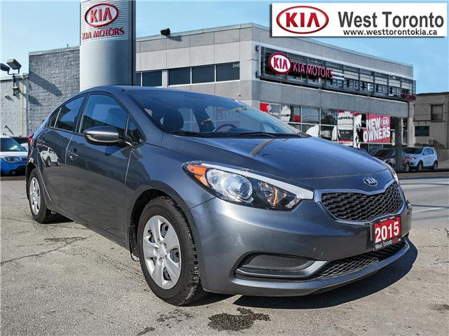 2015 Kia Forte 1.8L LX (Stk: T19002A) in Toronto - Image 3 of 20