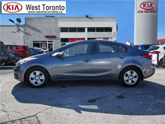 2015 Kia Forte 1.8L LX (Stk: T19002A) in Toronto - Image 8 of 20