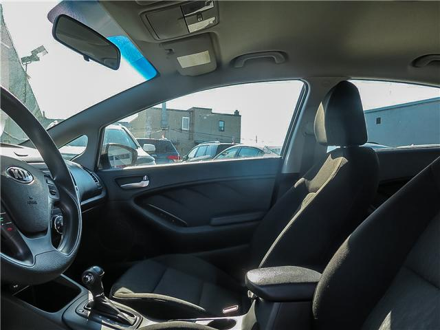 2015 Kia Forte 1.8L LX (Stk: T19002A) in Toronto - Image 11 of 20