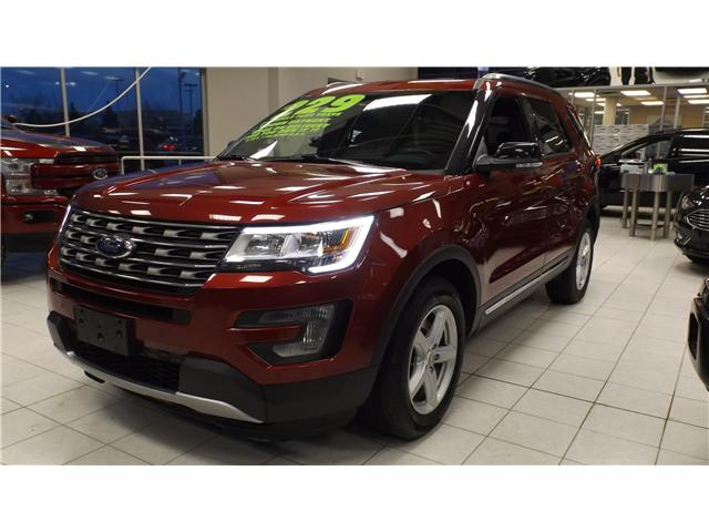 2016 Ford Explorer XLT (Stk: P46470) in Kanata - Image 1 of 21