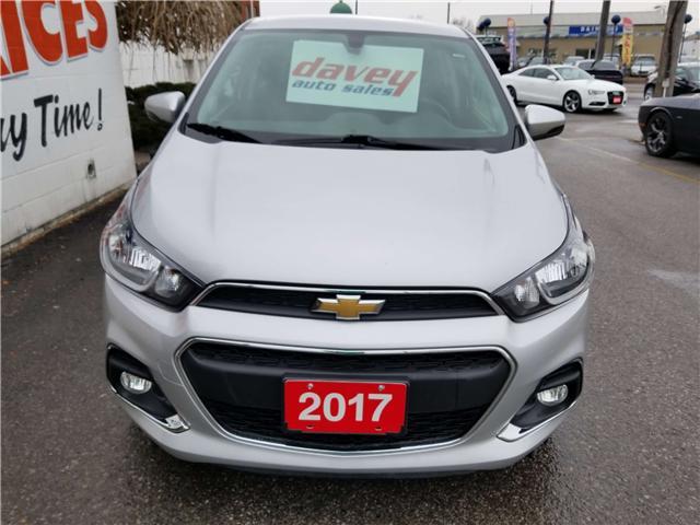 2017 Chevrolet Spark 1LT CVT (Stk: 19-178) in Oshawa - Image 2 of 14