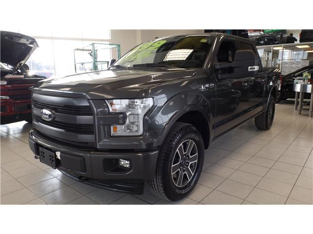2017 Ford F-150 XLT (Stk: P47390) in Kanata - Image 1 of 13
