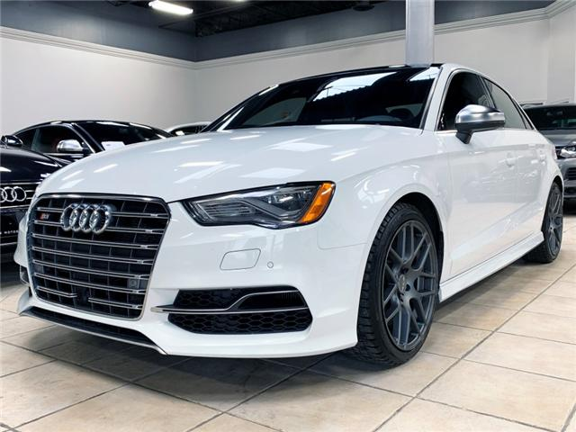 2015 Audi S3  (Stk: AP1816) in Vaughan - Image 1 of 25