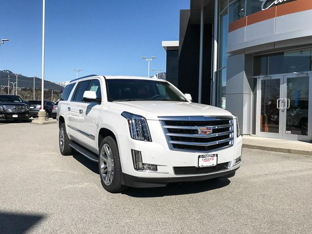 2019 Cadillac Escalade ESV Luxury (Stk: 9D21140) in North Vancouver - Image 2 of 23