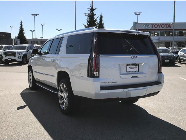 2019 Cadillac Escalade ESV Luxury (Stk: 9D21140) in North Vancouver - Image 6 of 23
