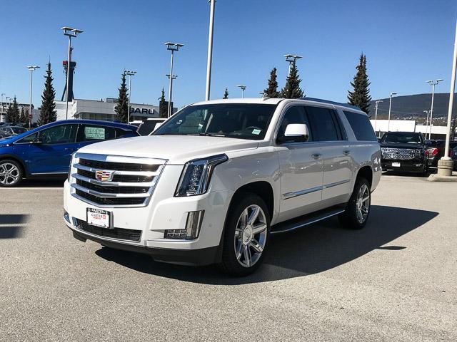 2019 Cadillac Escalade ESV Luxury (Stk: 9D21140) in North Vancouver - Image 8 of 23