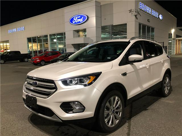 2018 Ford Escape Titanium (Stk: RP1973) in Vancouver - Image 1 of 26