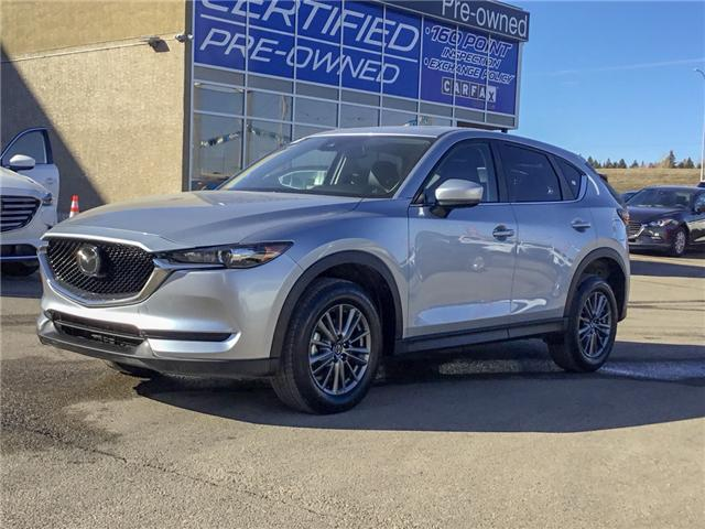 2018 Mazda CX-5 GS (Stk: K7811) in Calgary - Image 1 of 32