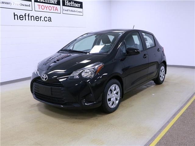 2019 Toyota Yaris LE (Stk: 190808) in Kitchener - Image 1 of 3