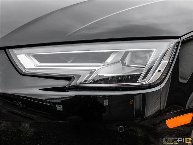 2017 Audi A4 2.0T Technik (Stk: 40476) in Toronto - Image 9 of 30