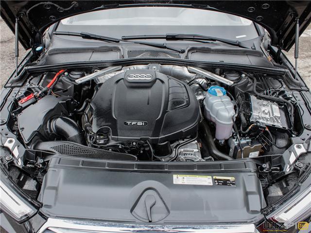 2017 Audi A4 2.0T Technik (Stk: 40476) in Toronto - Image 13 of 30