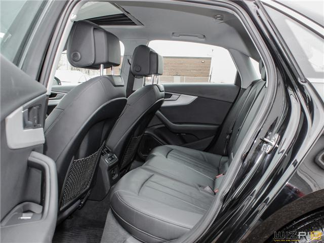 2017 Audi A4 2.0T Technik (Stk: 40476) in Toronto - Image 17 of 30