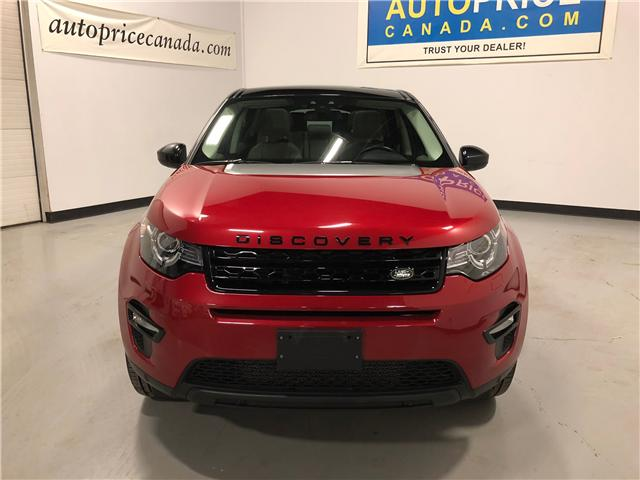 2016 Land Rover Discovery Sport HSE (Stk: H0178) in Mississauga - Image 2 of 30