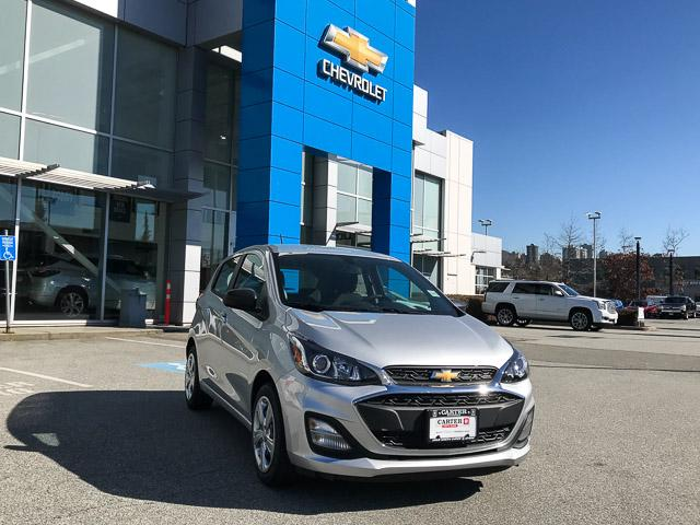 2019 Chevrolet Spark LS Manual (Stk: 9P4751T) in North Vancouver - Image 2 of 13