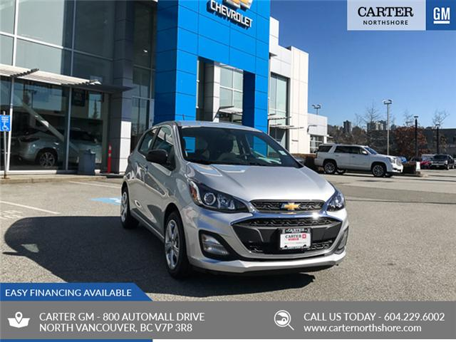 2019 Chevrolet Spark LS Manual (Stk: 9P4751T) in North Vancouver - Image 1 of 13