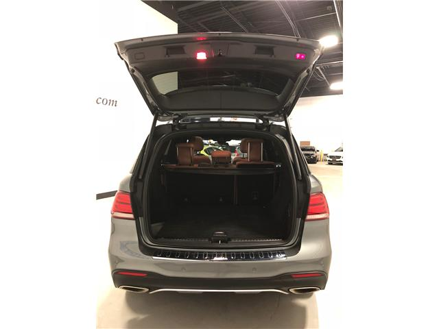 2017 Mercedes-Benz GLE 400 Base (Stk: H0192) in Mississauga - Image 8 of 28