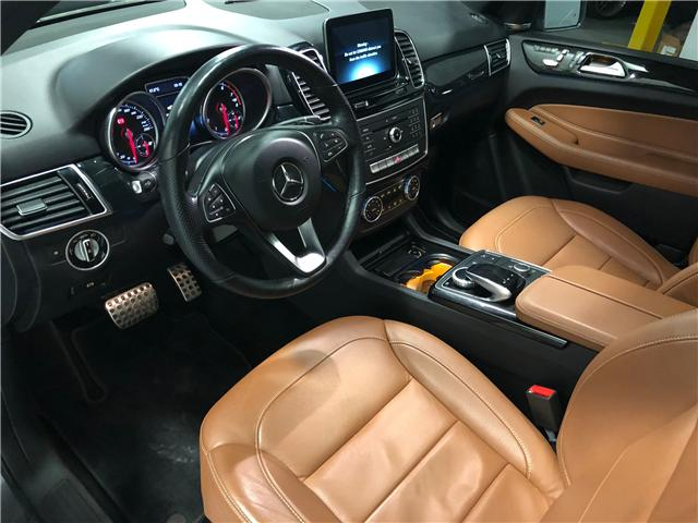 2017 Mercedes-Benz GLE 400 Base (Stk: H0192) in Mississauga - Image 9 of 28