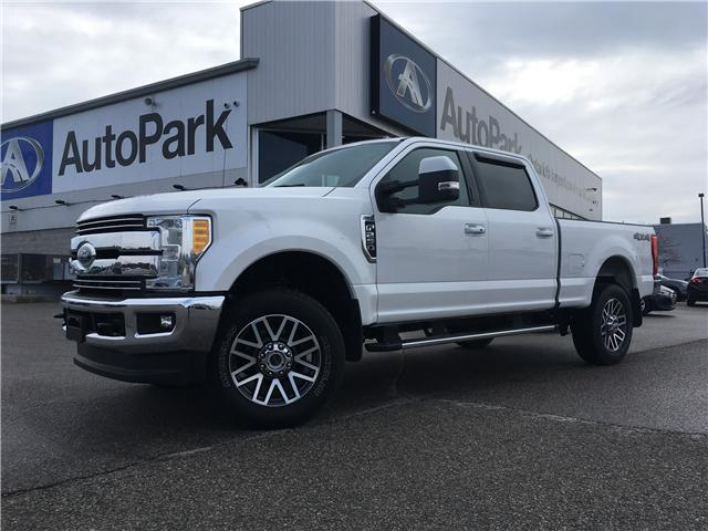 2017 Ford F-250 Lariat (Stk: 17-43070JB) in Barrie - Image 1 of 30