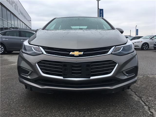 2017 Chevrolet Cruze Premier Auto (Stk: 17-94185RJB) in Barrie - Image 2 of 26