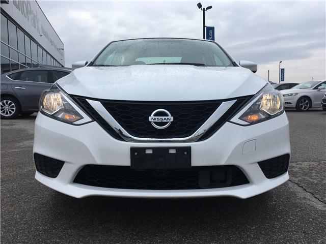 2018 Nissan Sentra 1.8 SV (Stk: 18-16813RJB) in Barrie - Image 2 of 25