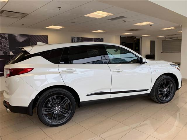 2019 Acura RDX A-Spec (Stk: D12465) in Toronto - Image 2 of 10