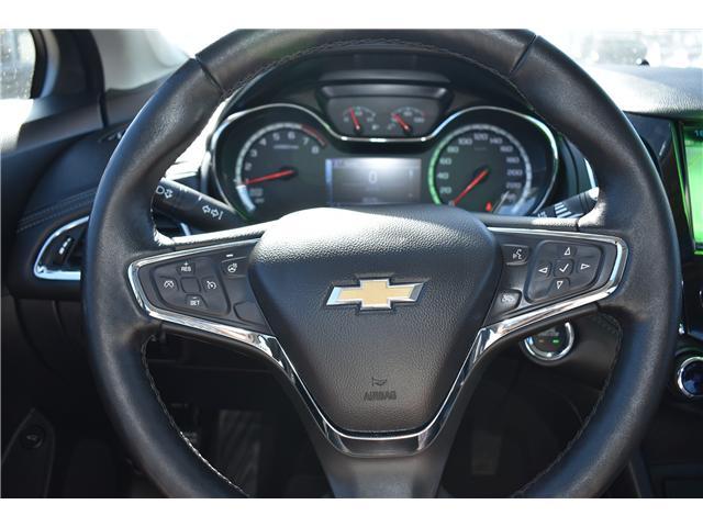 2017 Chevrolet Cruze Premier Auto (Stk: P36248) in Saskatoon - Image 13 of 23