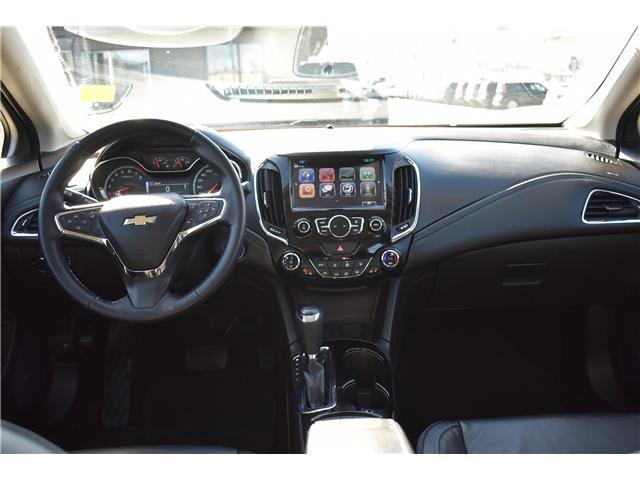 2017 Chevrolet Cruze Premier Auto (Stk: P36248) in Saskatoon - Image 12 of 23