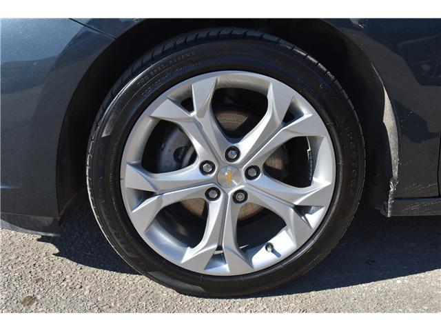 2017 Chevrolet Cruze Premier Auto (Stk: P36248) in Saskatoon - Image 9 of 23