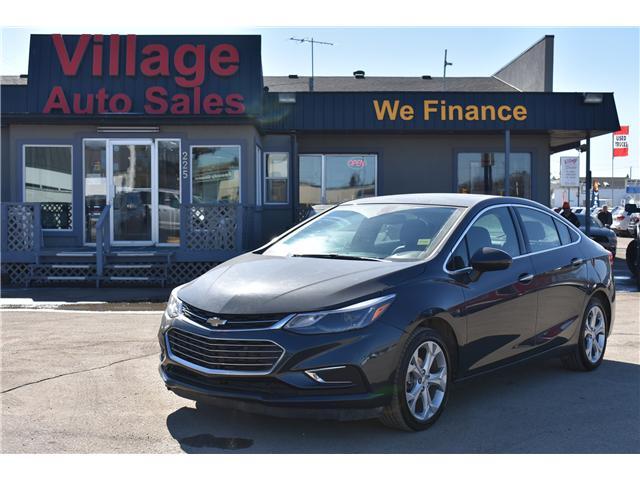 2017 Chevrolet Cruze Premier Auto (Stk: P36248) in Saskatoon - Image 1 of 23