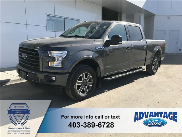 2017 Ford F-150 XLT (Stk: T22808) in Calgary - Image 1 of 16