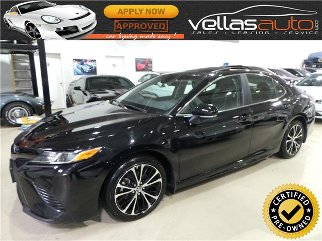 2018 Toyota Camry SE (Stk: NP3290) in Vaughan - Image 1 of 15