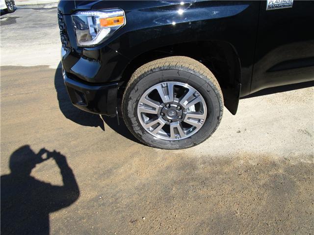 2019 Toyota Tundra Platinum 5.7L V8 (Stk: 199089) in Moose Jaw - Image 11 of 22