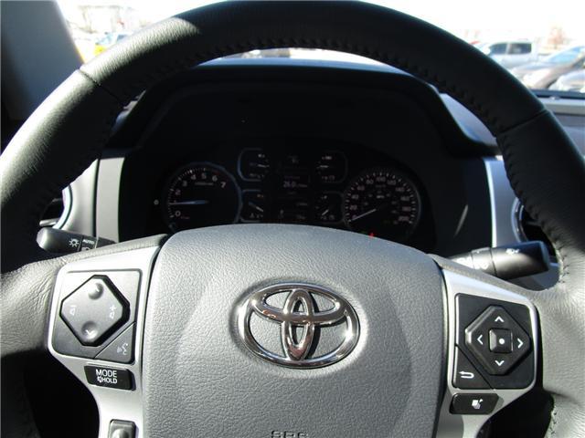 2019 Toyota Tundra Platinum 5.7L V8 (Stk: 199089) in Moose Jaw - Image 13 of 22