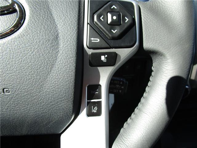 2019 Toyota Tundra Platinum 5.7L V8 (Stk: 199089) in Moose Jaw - Image 15 of 22